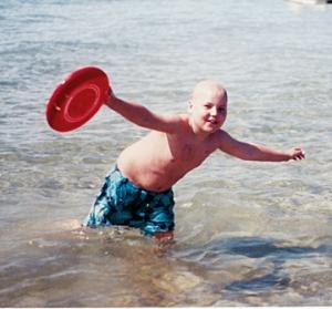 arlen swim frisbee small