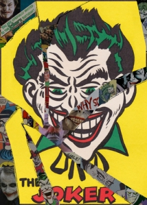 Finished Joker WP